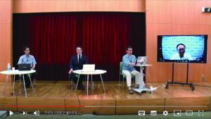 Save Okinawa Projectシンポジウムメイン会場